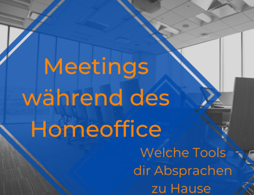 Meetings während des Homeoffice
