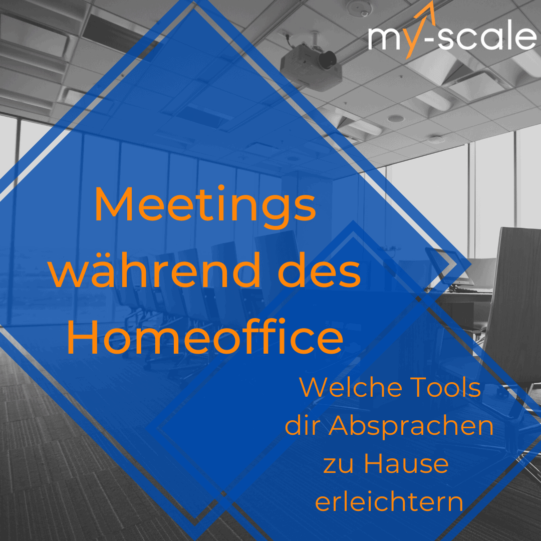 Meetings, Meetings während des Homeoffice